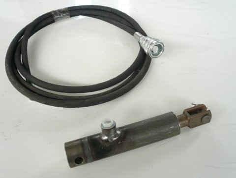 What Is Flex Fuel >> Vérin hydraulique freinage avec flexible matériel agricole ...